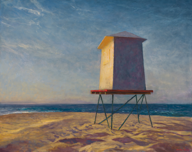 , 'Evening Sand,' 2016, Sue Greenwood Fine Art