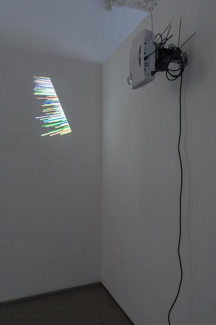 , ' Escape velocity game,' 2015, Galerija VARTAI