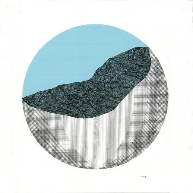 , 'Erosion 9,' 2018, MAGMA gallery