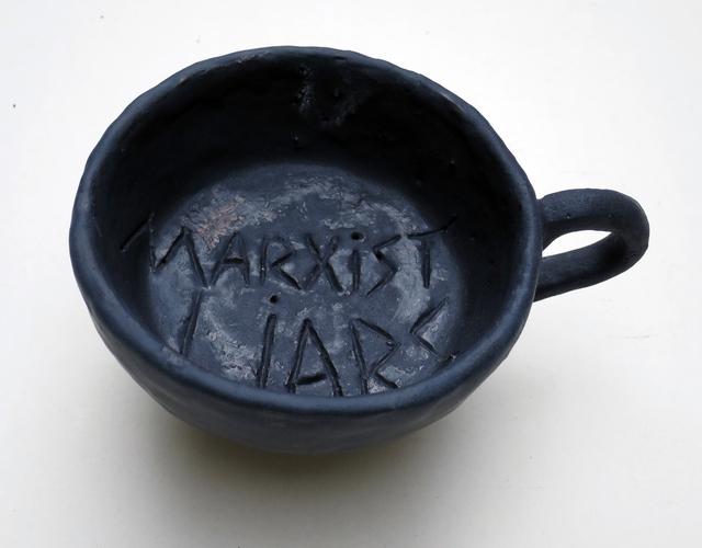 , 'Marxist Liars,' 2015, V1 Gallery