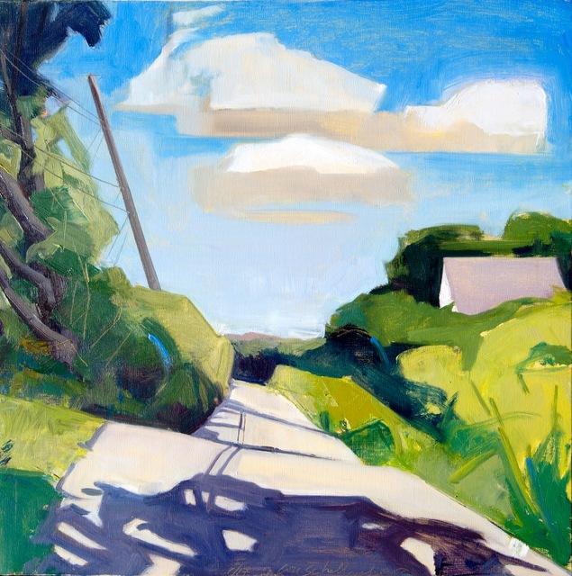 , 'Cape Elizabeth Road,' 2016, Flow 305
