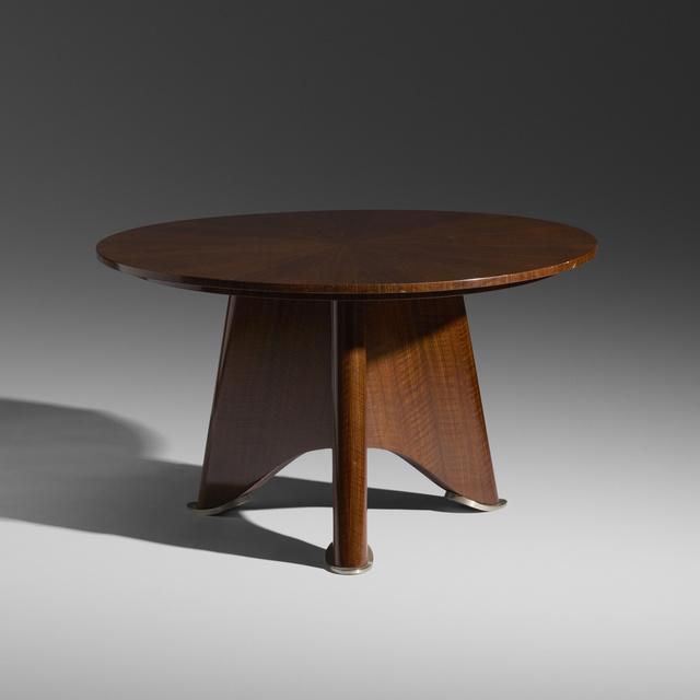 Jules Leleu, 'coffee table', c. 1935, Rago/Wright
