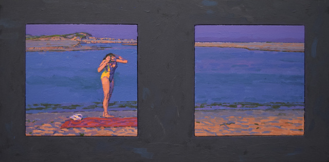 , 'Toucan Diptych,' , Betty Cuningham