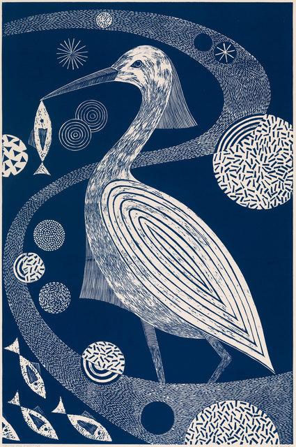 , 'Wading and Wondering,' , Beth Urdang Gallery