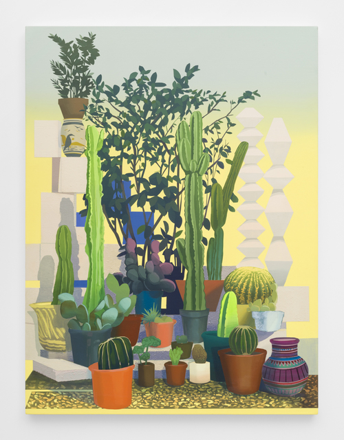 , 'Dry Garden,' 2018, Edward Cella Art and Architecture