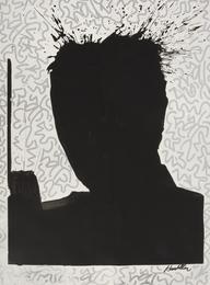 Untitled (Shadow Head)