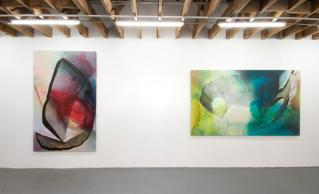 Claire Anna Baker: Transitive Horizon, Moskowitz Bayse, Los Angeles, February 21 - April 25, 2015.