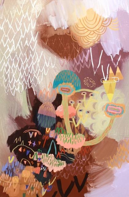 , 'Street Talk,' 2014, Madrona Gallery