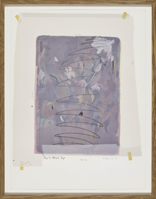 , 'Blumen (Flowers),' 1974, BERG Contemporary