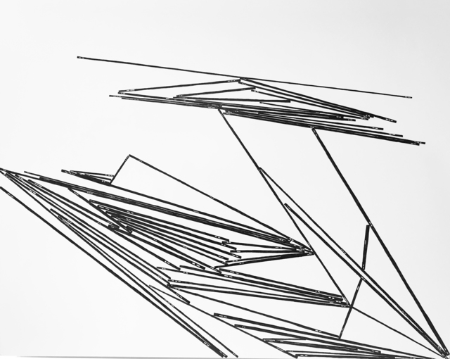, 'Pick-up Sticks #20,' 2017, Page Bond Gallery