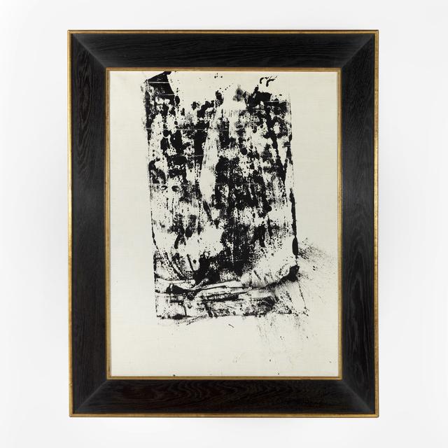 , 'Une Empriente de Glace,' 1960, Demisch Danant