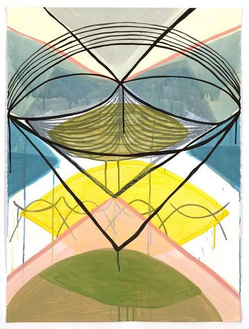 , 'Line Mask,' 2012, Uprise Art