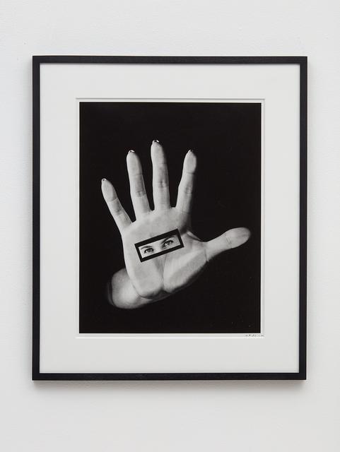 , 'Hand to Eye,' 1987, Kayne Griffin Corcoran