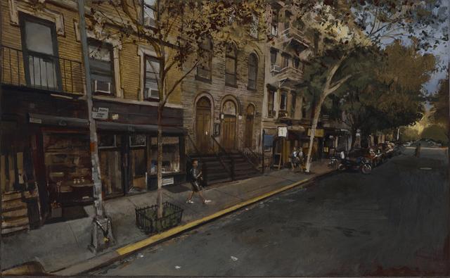 , 'East Village I,' 2017, William Baczek Fine Arts