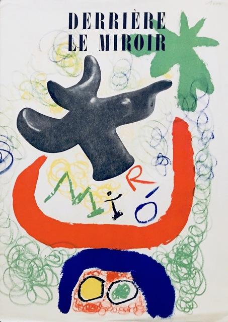 Joan Miró, 'From 'Derrière le Miroir - Miró'', 1950, Eames Fine Art