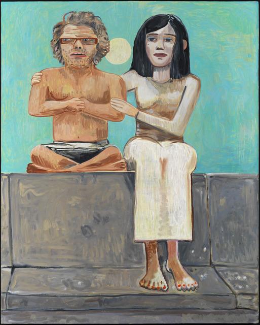 Brian Calvin, 'End of Messages', 2013, Corvi-Mora