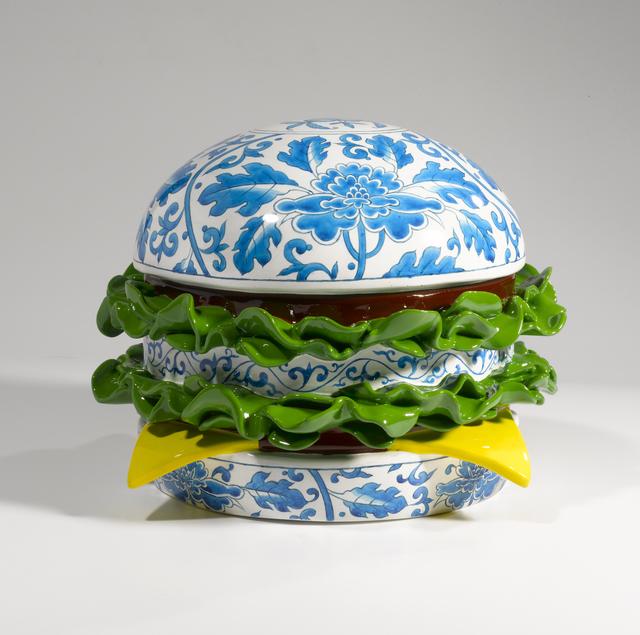 , 'Hamburger,' 2017, Manfredi Style