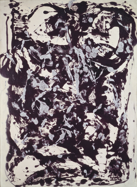Jackson Pollock, 'Brown and Silver I.', ca. 1951, ARS/Art Resource
