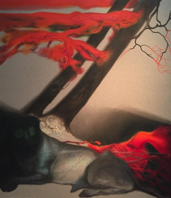 , 'Amanecido,' , GE Galería