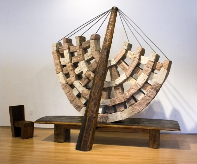 Ilan Averbuch, 'The Loneliness of Queen Hatshepsut', 2008, Nancy Hoffman Gallery