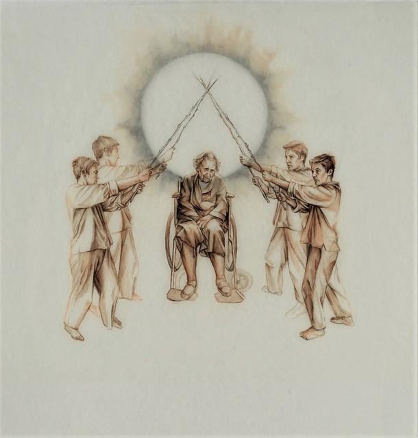 , 'The Protectors,' 2017, Hofheimer Gallery