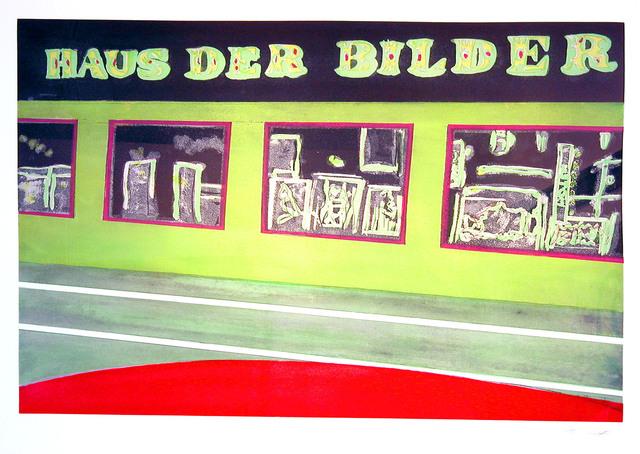 Peter Doig, 'Haus der Bilder from 100 Years Ago Portfolio ', 2000-2001, Galerie Maximillian