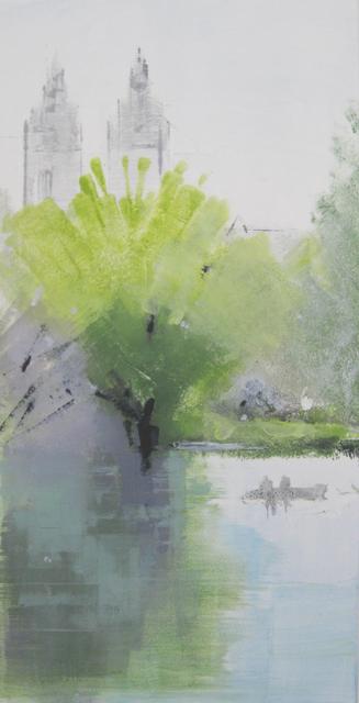 Lisa Breslow, 'Central Park Afternoon 9', 2015, Kathryn Markel Fine Arts