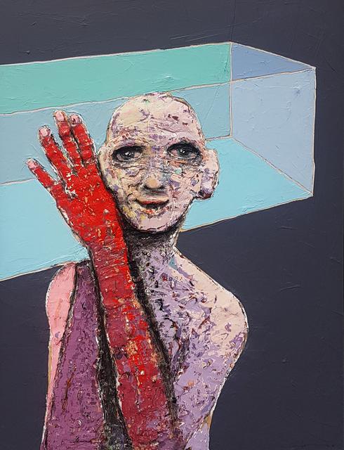 , 'Porteur de rêves,' 2018, Thompson Landry Gallery