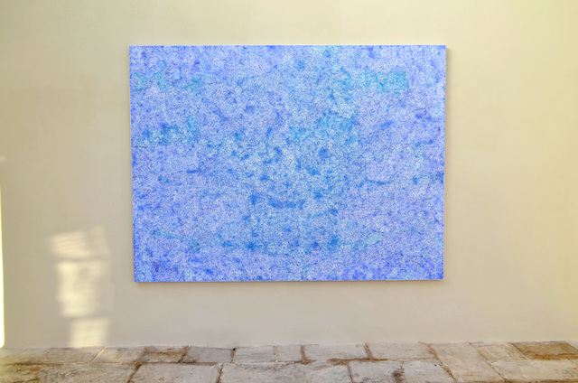 , 'Unfolding Blue Matter Island  ,' 2016, New Art Centre