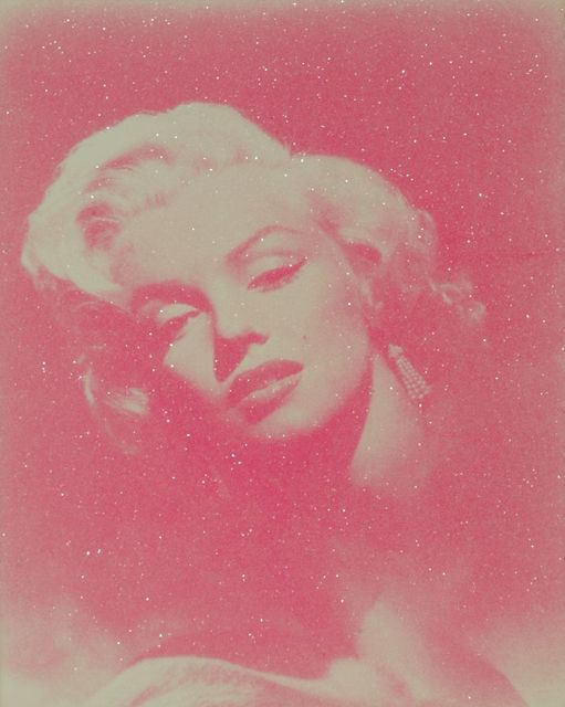 Russell Young, 'Marilyn Glamour (Pink & White)', Sworders