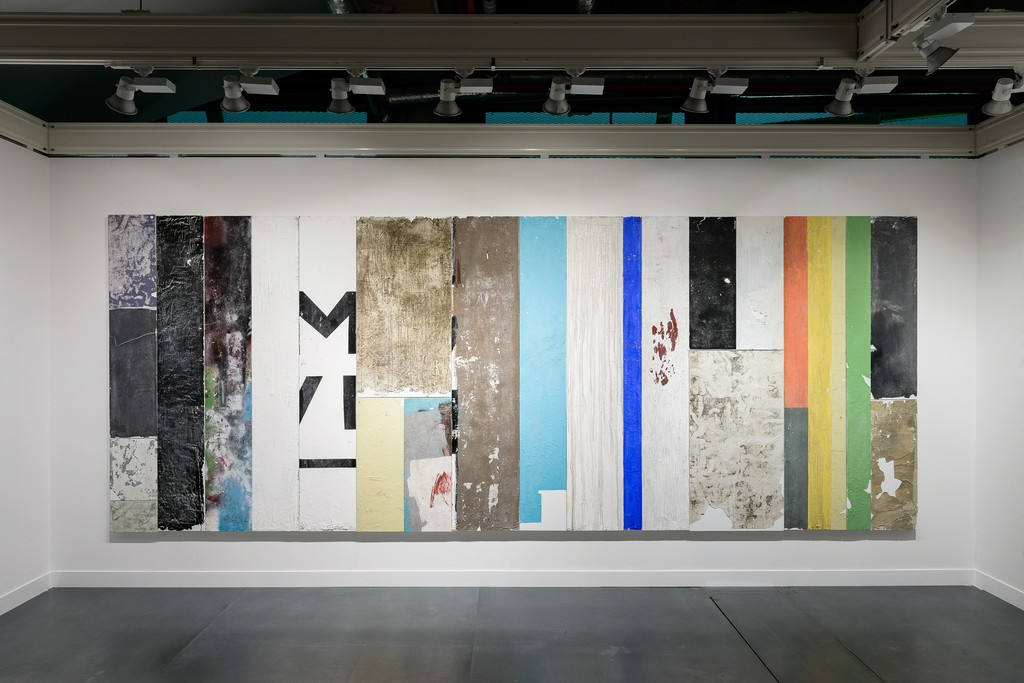 Pablo Rasgado, FIAC OFFICIELLE, Installation view, Steve Turner, October 2015