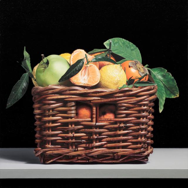 Adolfo G. Bigioni, 'Fruitful Intertwining ', Plus One Gallery