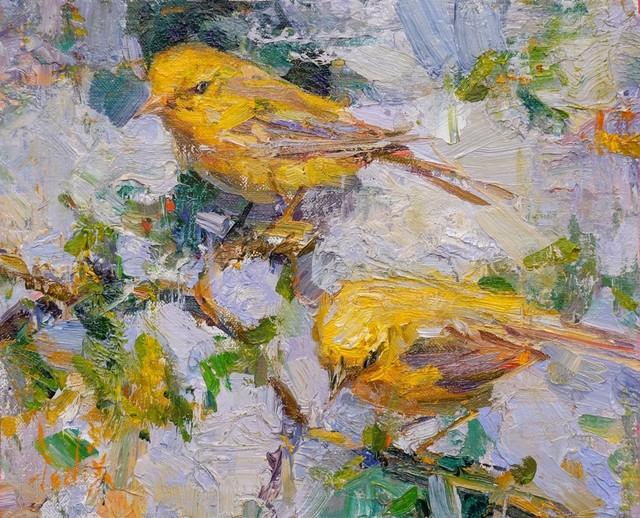 , 'Birds,' 2015, Gallery 1261