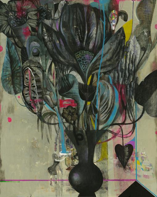 , 'Big Flower,' 2014, Anna Jill Lüpertz Gallery
