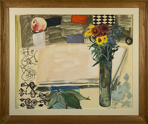 Ruth Grotenrath, 'Still Life with Vase', 1984, David Barnett Gallery