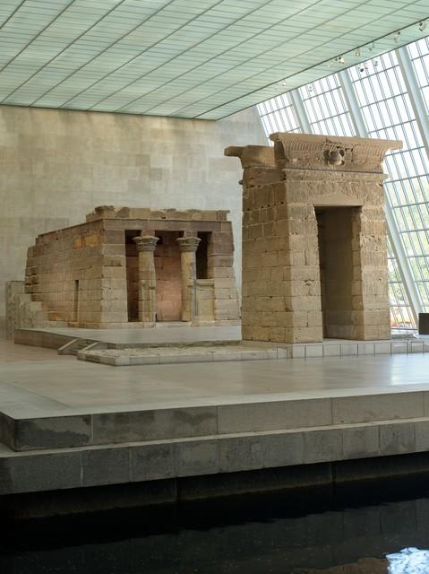 Unknown Egyptian, 'The Temple of Dendur', ca. 10 B.C., The Metropolitan Museum of Art