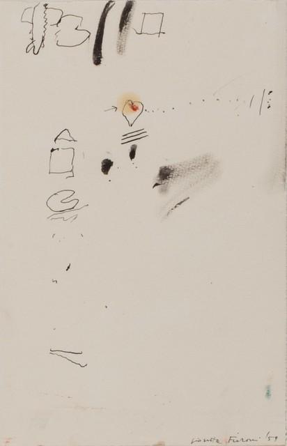 Giosetta Fioroni, 'Untitled', 1959, Finarte
