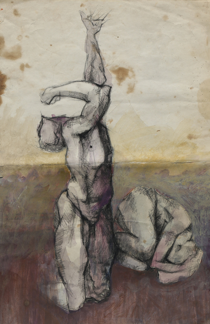 , 'Nude Man,' 1967, Gallery One