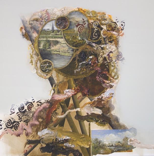 , 'The Nonbinary I,' 2018, Opera Gallery