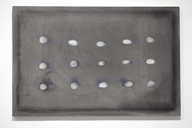 Ree Morton, 'Untitled', ca. 1970, Painting, Graphite and oil on canvas, Museo Reina Sofía