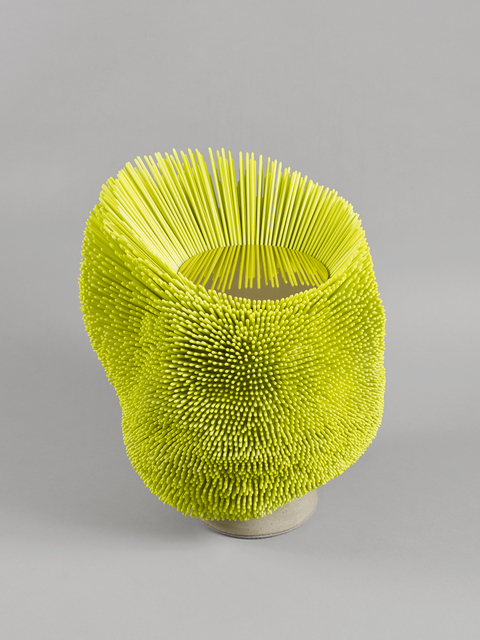 , ''Sea Anemone' Side Table (Bright Yellow),' 2016, Galerie BSL