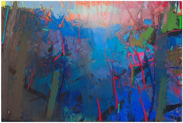 , 'MOONSHOAL 2,' 2018, Jerald Melberg Gallery