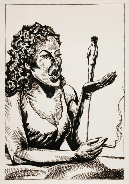 , 'Untitled,' 1984, Brooke Alexander, Inc.