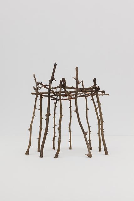 , 'Asking Shelter / Chiedere Riparo VI,' 2016, Monica De Cardenas