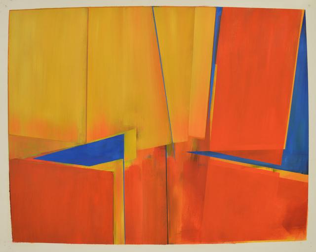 Kathleen Hammett, '01-17', 2017, The Bonfoey Gallery