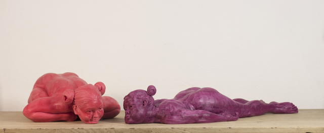 Peter Simon Mühlhäußer, 'Millie and Mollie', 2016-2017, Galerie Van Campen & Rochtus