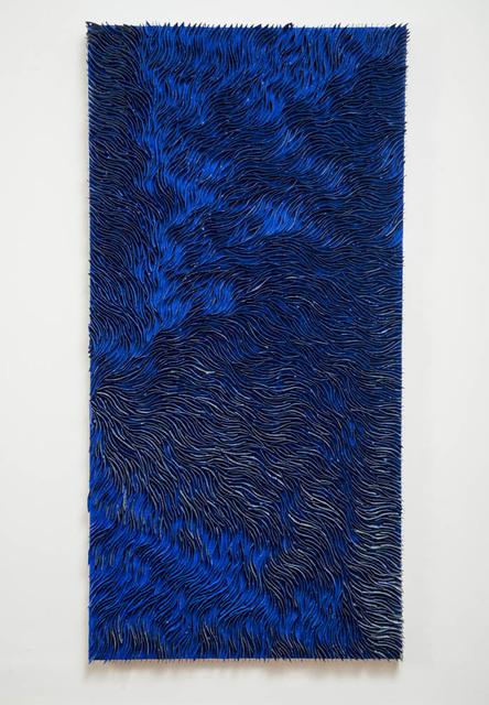 , 'Retângulo Azul,' 2014, Galeria Murilo Castro