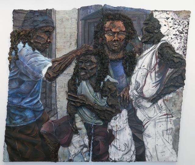 , 'RrFari (diptych),' 2013, Jack Bell Gallery