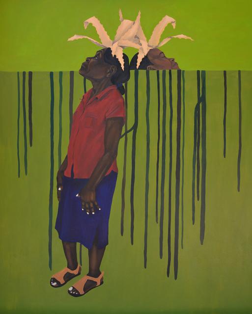 , 'Marie Thérèse et Dieunie,' 2019, Le Centre d'Art d'Haïti