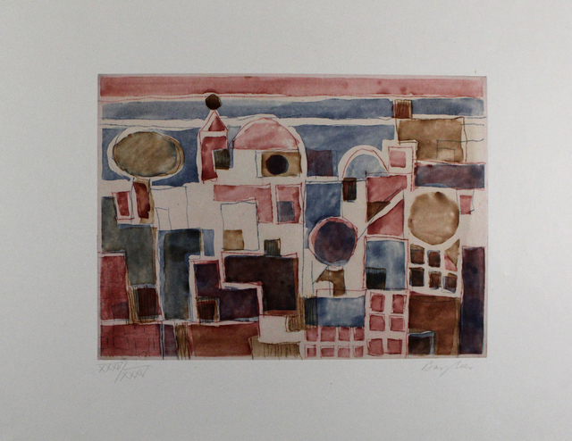 , 'Forio d'Ischia,' 1973, Sylvan Cole Gallery